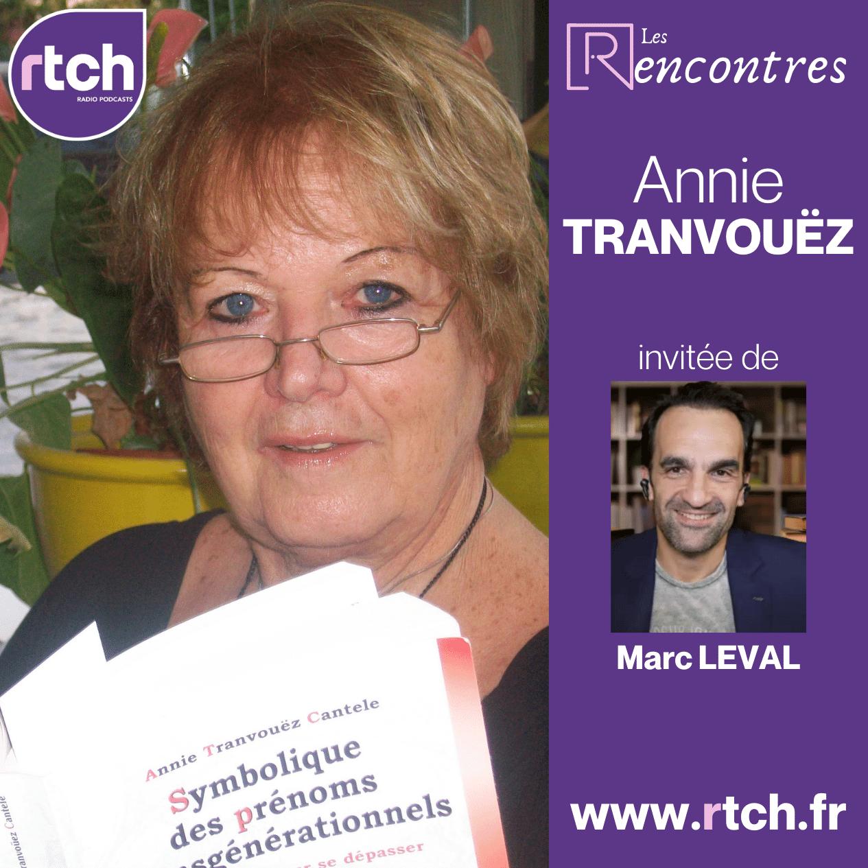ENCARTS Annie TRANVOUEZ